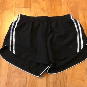 Pants - Black athletic shorts